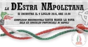 "Napoli. Marco Nonno lancia Destra Napoletana, Ferlaino: ""Spazio ai giovani"""