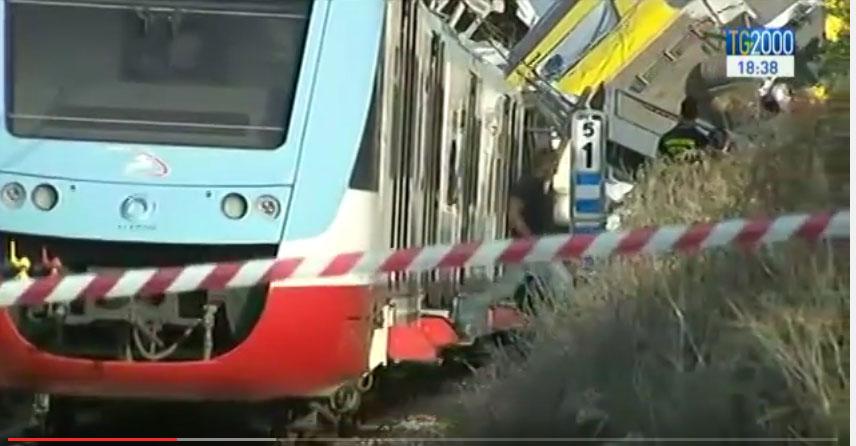 Scontro treni, Conticchio (Polfer): in corso analisi su video