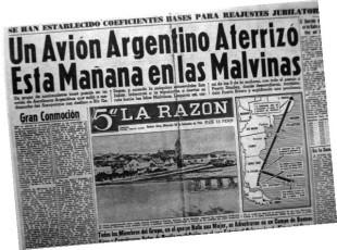 Focus. Quando la bandiera dell'Argentina sventolò sulle isole Malvinas