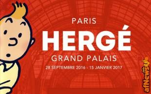 """Mostra. """"Hergé"""": a Parigi tra Tintin e un inedito sguardo sul privato dell'artista Remi"""