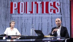 TV (di P.Buttafuoco). Gli ascolti (bassi) di Politics e la fuffa del giornalismo educativo