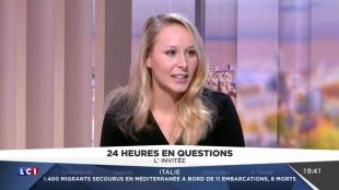 Francia. Marion Le Pen (secondo Liberation) rappresenta il futuro della destra