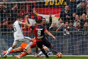 Serie A. I gol di Lapadula e Simeone jr per il riscatto dei centravanti