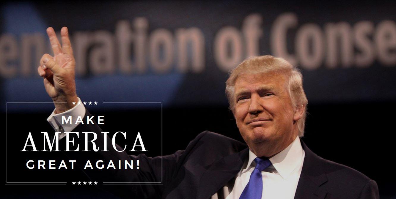 La vittoria di trump evidenzia il flop della espertocrazia for Make america great again wallpaper