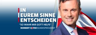 Austria. Il populista Hofer sconfitto. Vince l'aristo-verde Van der Bellen