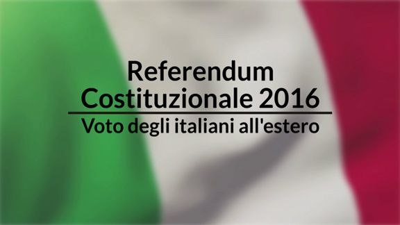 Focus di g marocco referendum perch gli italiani all for Numero parlamentari italiani