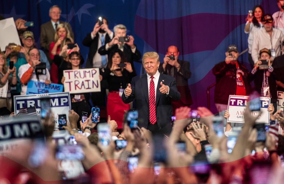 Donald Trump, un Presidente fuori dalle righe e dagli schemi