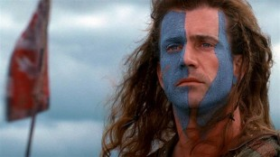 William Wallace, interpretato da Mel Gibson