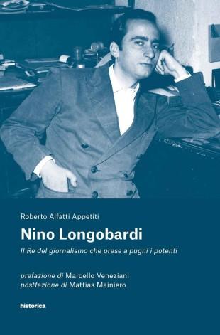 La copertina della biografia di Nino Longobardi
