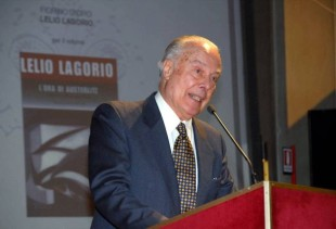 """Ritratti. Lelio Lagorio """"Granduca di Toscana"""" e socialista tricolore"""