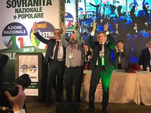 """Politica. Il partito di Alemanno e Storace si chiamerà """"Movimento nazionale"""""""