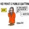 Unar, vizi privati e pubblici quattrini (la vignetta di Krancic)