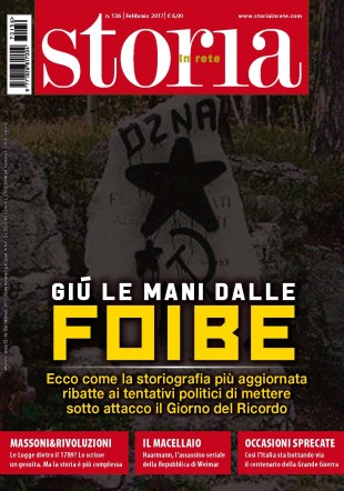 """Cultura. """"Storia in Rete"""" replica alle polemiche (da sinistra) contro il Giorno del Ricordo"""