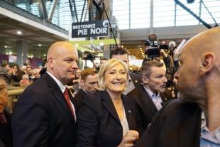 Il caso. Se Marine Le Pen è il candidato presidente preferito dagli agricoltori francesi