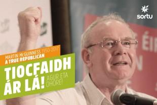 Nord Irlanda. Martin McGuinnes combattente e uomo di Stato (per la comunità cattolica)