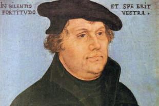 Focus/1 (di G.Marocco). Cinque secoli fa a Wittenberg la riforma di Martin Lutero