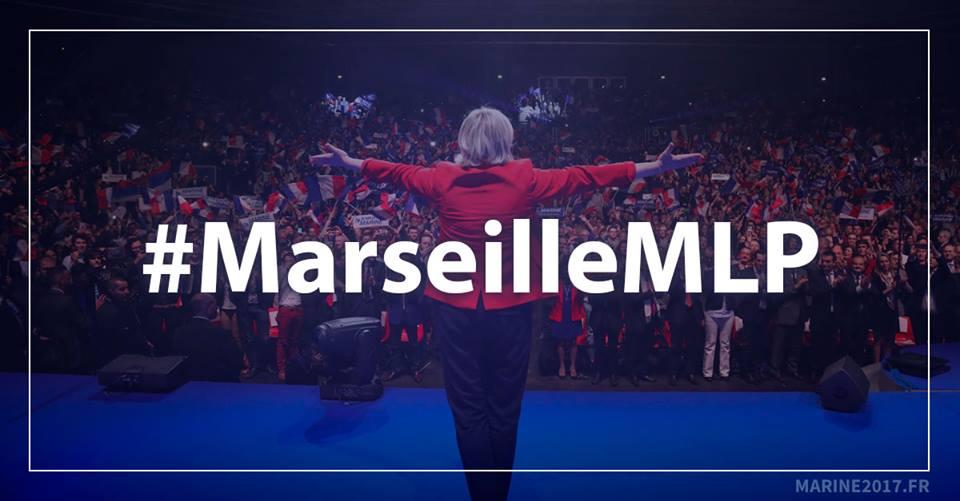 Nuovo sondaggio, Macron stacca di due punti Marine Le Pen