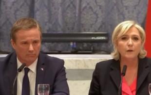 """Francia. La Le Pen stringe l'alleanza con gli ex gollisti: """"Dupont-Aignan sarà il nostro premier"""""""
