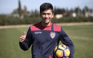 Calcio. Ecco Han Kwang, il primo (soldatino) nordcoreano nella Serie A italiana