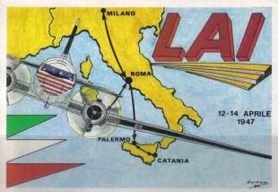 Aeronautica. LAI: l'aviazione civile puntò sugli assi epurati dell'ANR