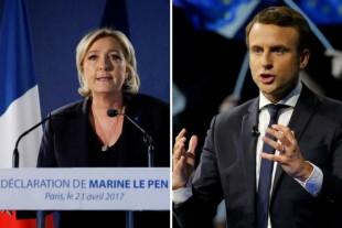 Francia. Verso il ballottaggio: cala Macron, la Le Pen oltre il 40%