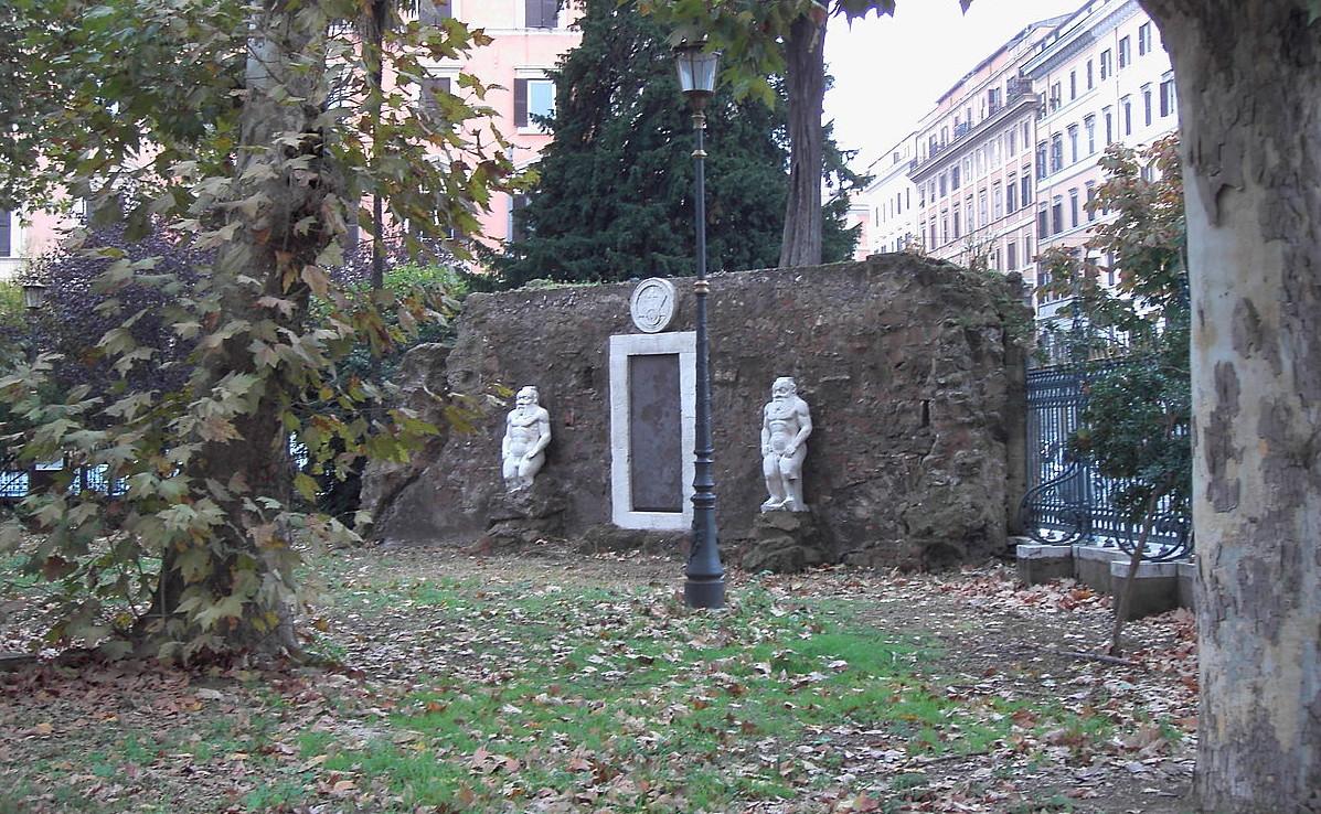 Libri Quot La Porta Ermetica Di Roma Quot Di Nuccio D Anna border=