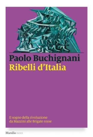 La copertina del libro di Buchignani