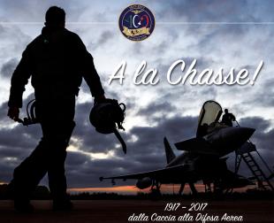 """Aeronautica. """"A la Chasse!"""": la Storia dei gruppi caccia italiani, da Baracca  ai giorni nostri"""