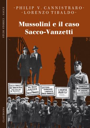 La copertina del volume di Philip V. Cannistraro e di Lorenzo Tibaldo,