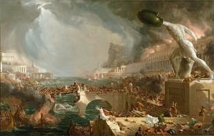 La caduta di Roma