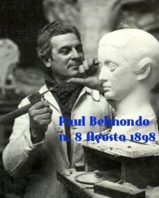 Paul Belmondo, artista