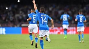 Calcio. Stessa storia, stesso posto: il Napoli sarrista è quasi perfetto