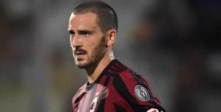 Leo Bonucci, capitano del Milan