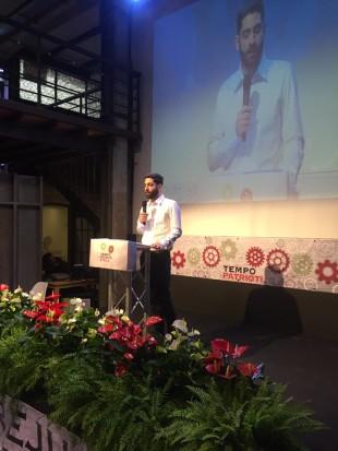 Atreju. Fabio Roscani nuovo presidente di Gioventù Nazionale