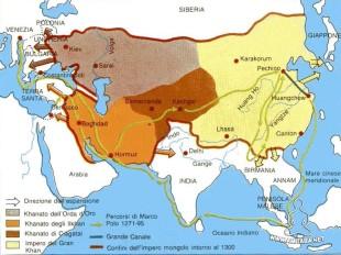 L'Impero di Gengis Khan