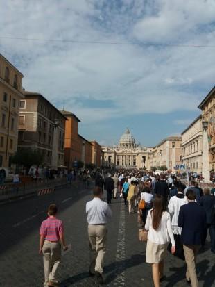 Chiesa. Dentro il pellegrinaggio Summorum Pontificum, fra giovani e tradizione