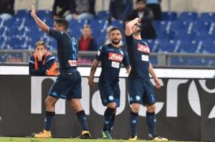 Serie A. Insigne ferisce a morte il Milan e intossica le notti del miope Ventura