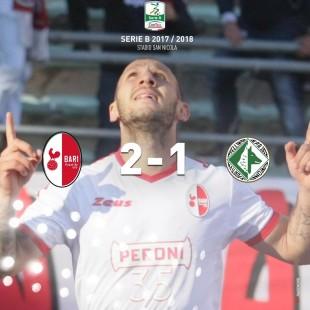 #SerieB. Bari forza Improta (6 gol): i pugliesi mettono ko l'Avellino