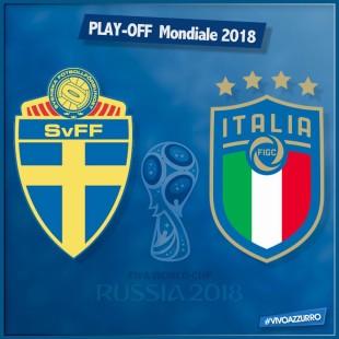 Mondiali. L'Italia pesca la Svezia: non c'è Ibra, ecco chi temere
