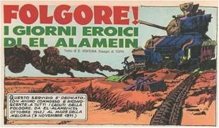 Difesa. Folgore: nel 1975 emozionante omaggio del Corriere dei Piccoli a El Alamein