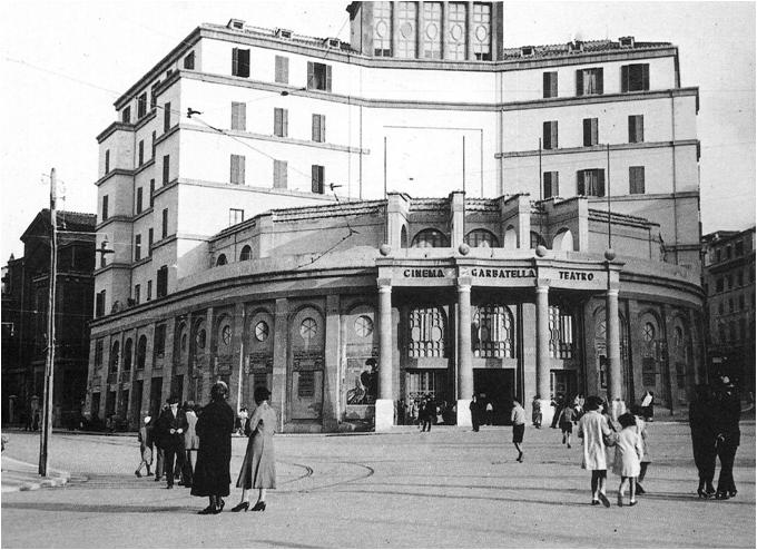 Il caso le leggi oscurantiste il rischio omologazione e for Architettura fascista