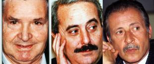 Il commento (di P.Buttafuoco). La morte di Riina, Paolo Borsellino e il patriottismo missino antimafia