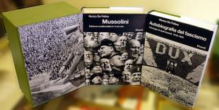 Il caso. La querelle fascismo-antifascismo e gli studi fondanti di De Felice e Amendola