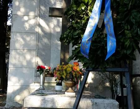 Pacificazione. L'amministrazione comunale di Genova al ricordo dei caduti della Rsi