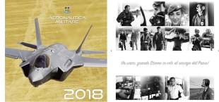Difesa. A Palazzo Aeronautica il Calendario 2018 dell'Arma Azzurra