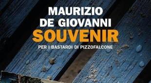 """Libri. """"Souvenir"""" di De Giovanni: sotto Napoli e pistole, niente"""