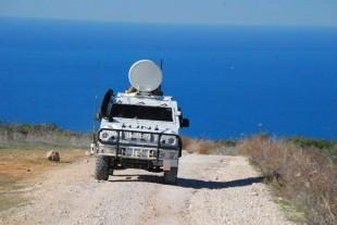 Difesa. Libano: a Shama la cerimonia per Jimmy, cane anti esplosivo dell'Esercito