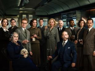 """Gli attori protagonisti di """"Assassinio sull'Orient Express"""" di Kenneth Branagh"""