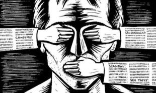 Il caso (di M.Veneziani). Il pericolo 'farsista' e le censure sui social delle idee non omologate