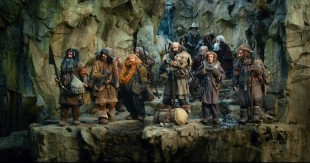"Sequenza tratta dal film ""Lo Hobbit"""